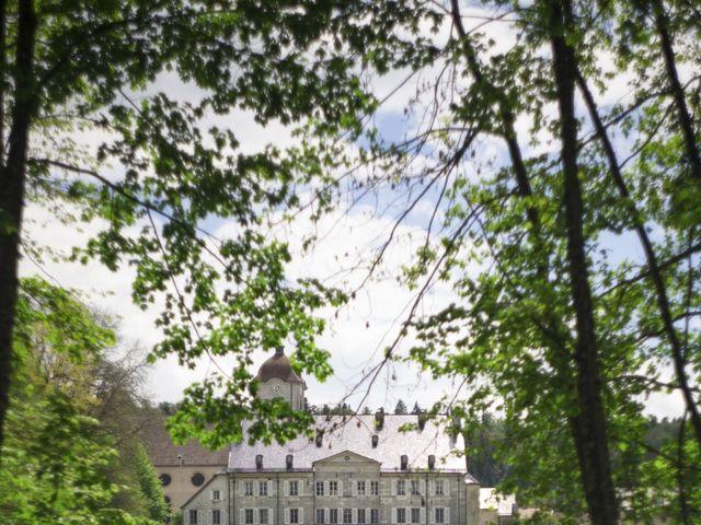 Le mariage de Bartek et Natalia à Besançon, Doubs 3