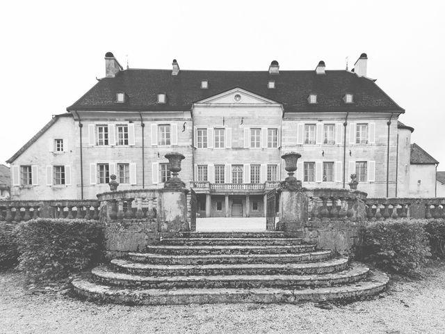 Le mariage de Bartek et Natalia à Besançon, Doubs 4