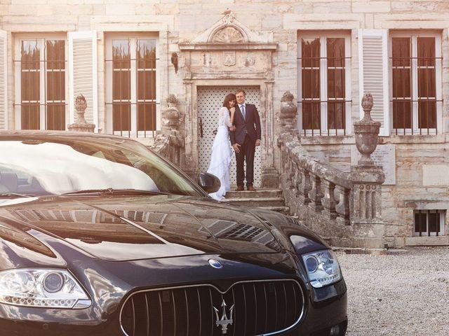 Le mariage de Bartek et Natalia à Besançon, Doubs 8