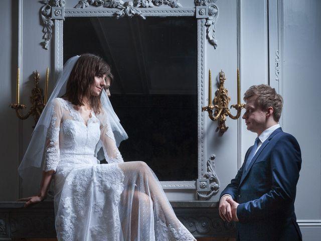 Le mariage de Bartek et Natalia à Besançon, Doubs 17