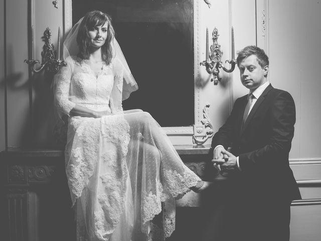 Le mariage de Bartek et Natalia à Besançon, Doubs 18