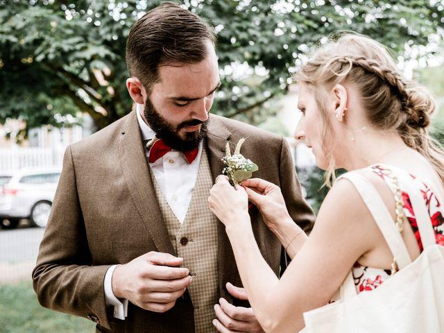 Le mariage de Nicolas et Jennifer à Lainville, Yvelines 25