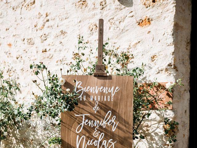 Le mariage de Nicolas et Jennifer à Lainville, Yvelines 58