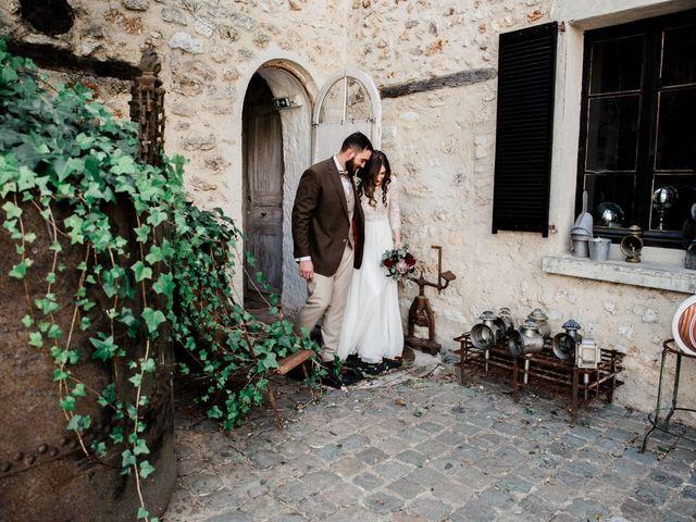 Le mariage de Nicolas et Jennifer à Lainville, Yvelines 94