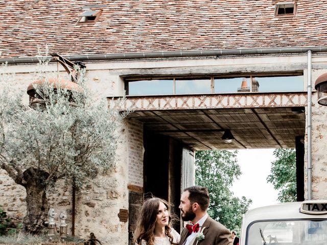 Le mariage de Nicolas et Jennifer à Lainville, Yvelines 95
