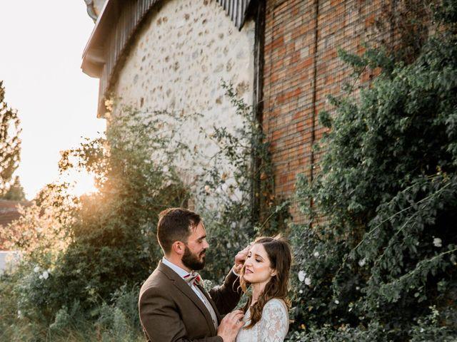 Le mariage de Nicolas et Jennifer à Lainville, Yvelines 99