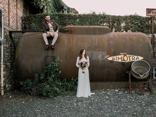 Le mariage de Nicolas et Jennifer à Lainville, Yvelines 107