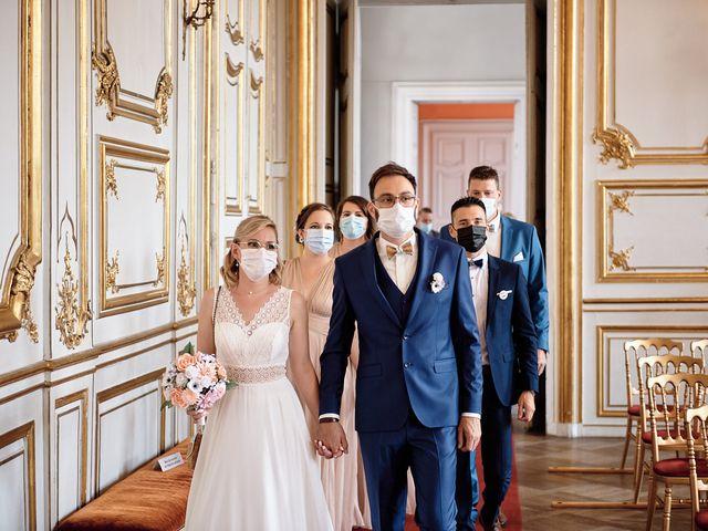 Le mariage de Mathieu et Claire à Mollkirch, Bas Rhin 3