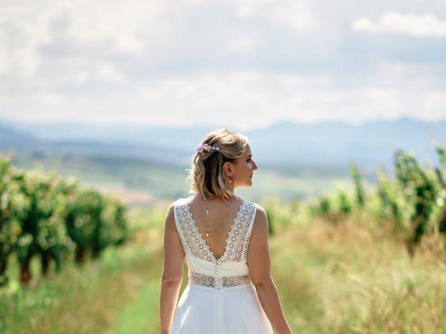 Le mariage de Mathieu et Claire à Mollkirch, Bas Rhin 5