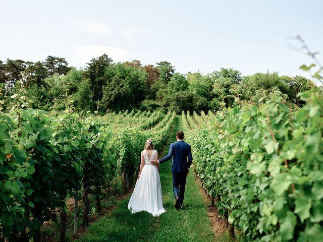 Le mariage de Mathieu et Claire à Mollkirch, Bas Rhin 6