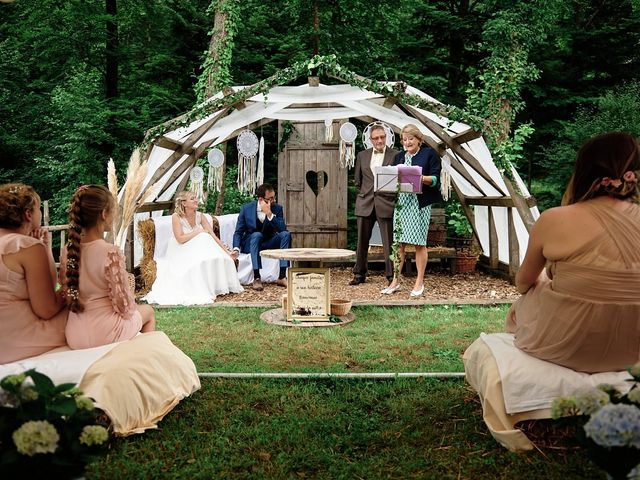 Le mariage de Mathieu et Claire à Mollkirch, Bas Rhin 7