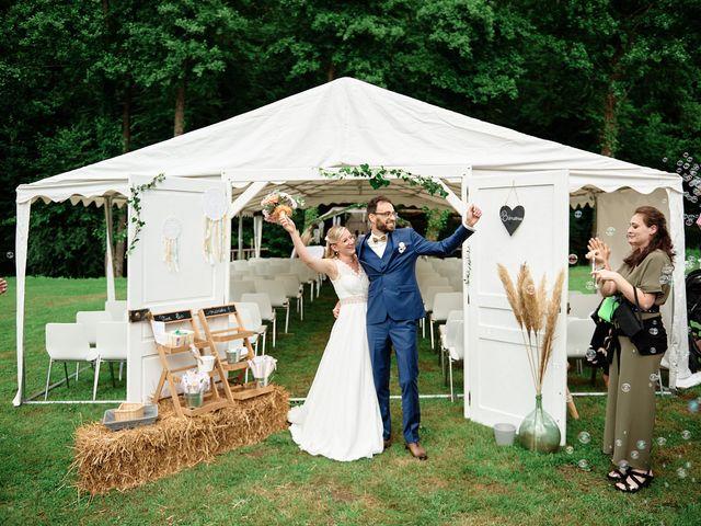Le mariage de Mathieu et Claire à Mollkirch, Bas Rhin 9