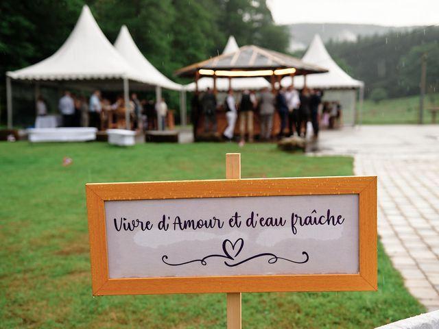 Le mariage de Mathieu et Claire à Mollkirch, Bas Rhin 11