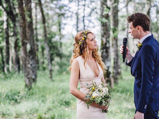 Le mariage de AIice et Thomas