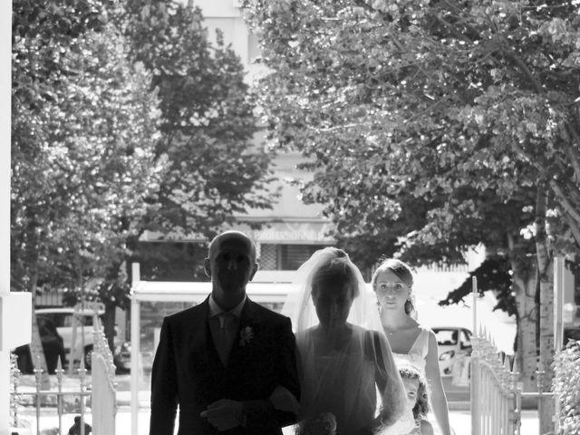 Le mariage de Cyrille et Aurélia à Marseille, Bouches-du-Rhône 1