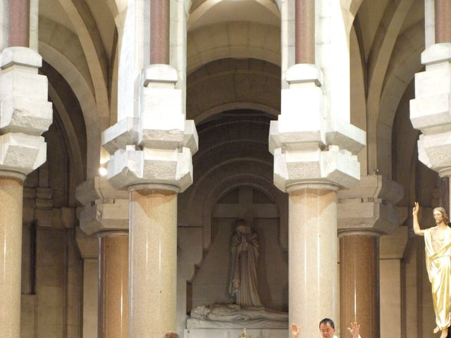 Le mariage de Cyrille et Aurélia à Marseille, Bouches-du-Rhône 12