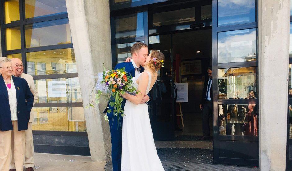 Le mariage de Sébastien et Aurélia  à Argentan, Orne