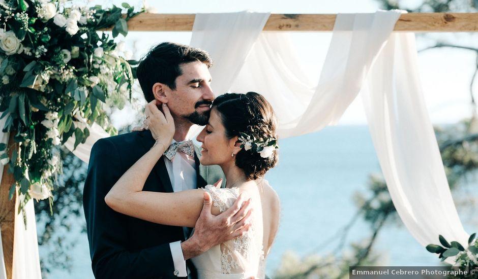 Le mariage de Aurelien et Melanie à La Garde, Var