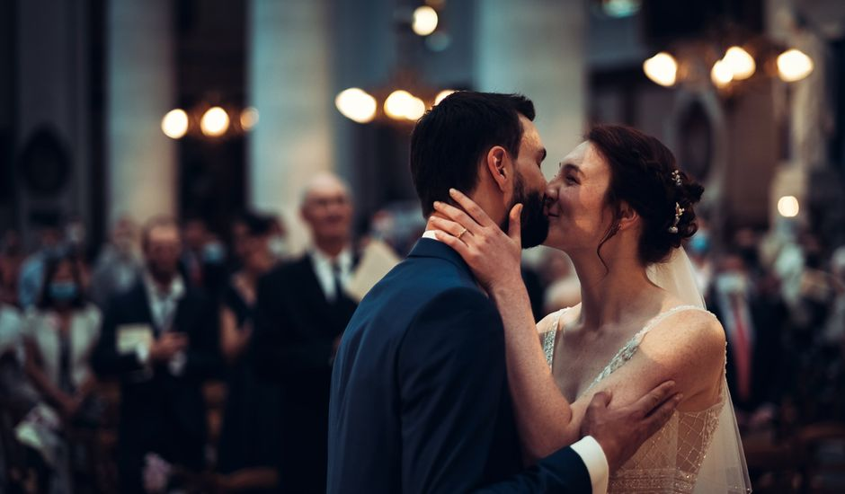 Le mariage de Valentin et Aurélie à Arras, Pas-de-Calais