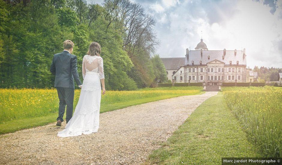 Le mariage de Bartek et Natalia à Besançon, Doubs