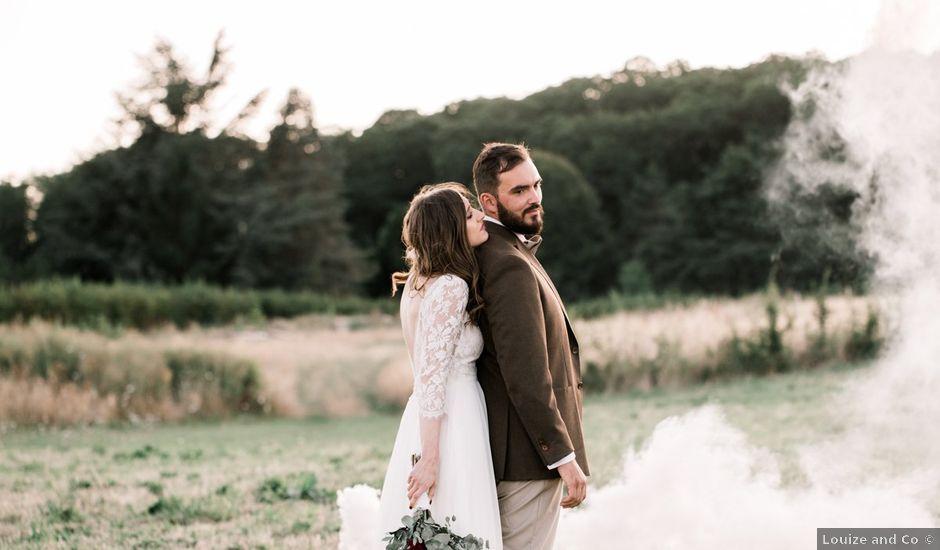 Le mariage de Nicolas et Jennifer à Lainville, Yvelines