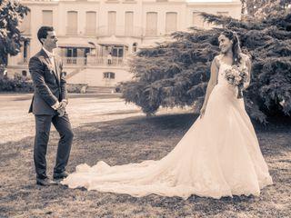 Le mariage de Mabel et Sandro