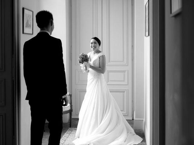 Le mariage de Yannick et Malorie à Angerville, Essonne 41