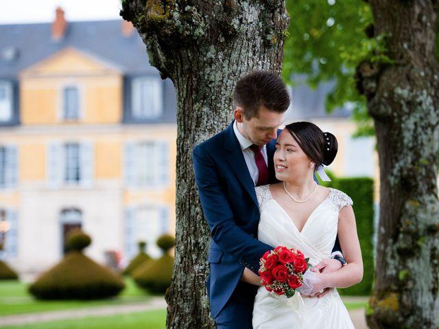 Le mariage de Yannick et Malorie à Angerville, Essonne 54