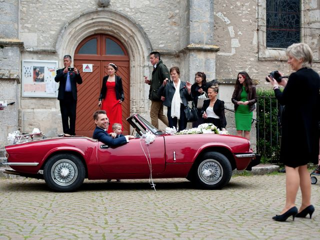 Le mariage de Yannick et Malorie à Angerville, Essonne 62