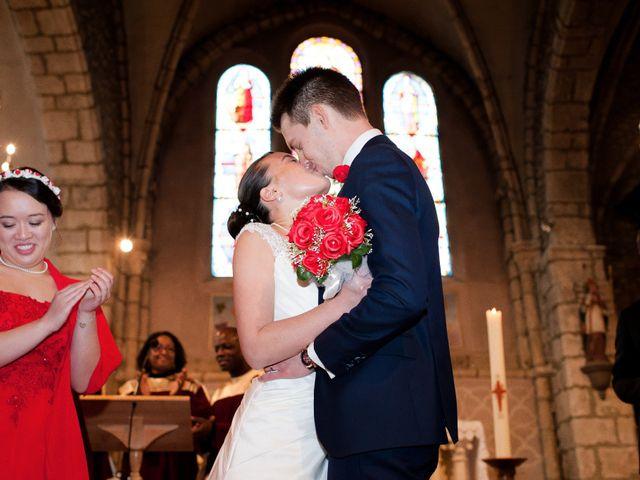 Le mariage de Yannick et Malorie à Angerville, Essonne 72