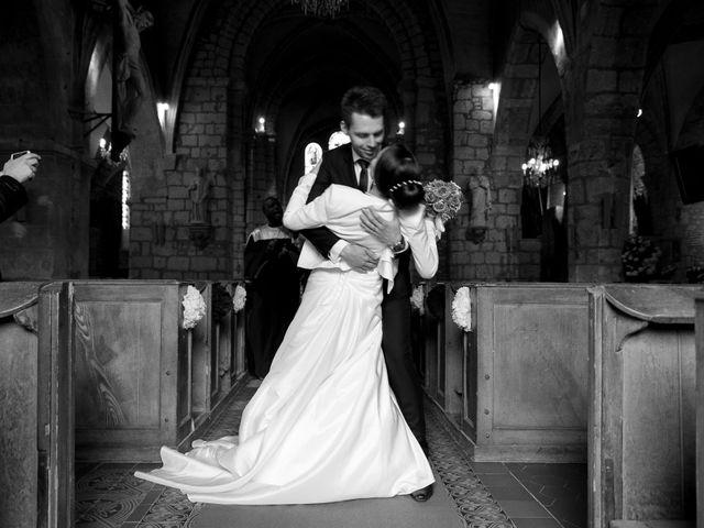 Le mariage de Yannick et Malorie à Angerville, Essonne 75
