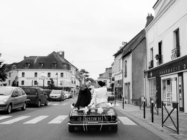Le mariage de Yannick et Malorie à Angerville, Essonne 77