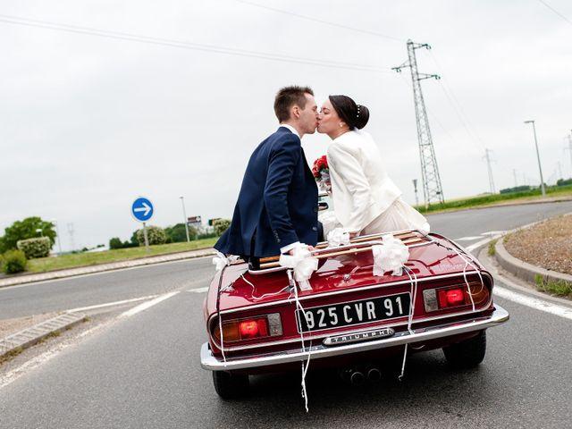 Le mariage de Yannick et Malorie à Angerville, Essonne 78