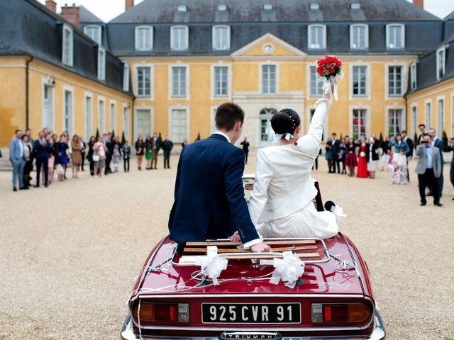 Le mariage de Yannick et Malorie à Angerville, Essonne 79