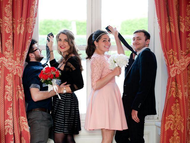 Le mariage de Yannick et Malorie à Angerville, Essonne 92