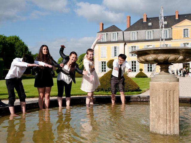 Le mariage de Yannick et Malorie à Angerville, Essonne 93
