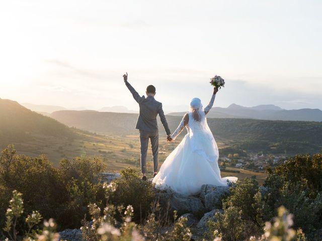 Le mariage de Maëlis et Amine