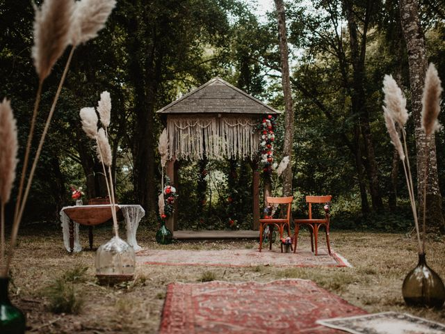 Le mariage de Romain et Amandine à Choué, Loir-et-Cher 2