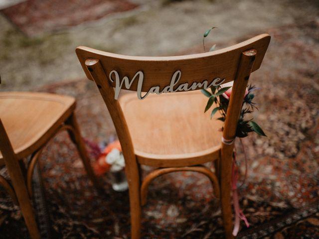 Le mariage de Romain et Amandine à Choué, Loir-et-Cher 5