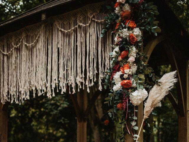 Le mariage de Romain et Amandine à Choué, Loir-et-Cher 7