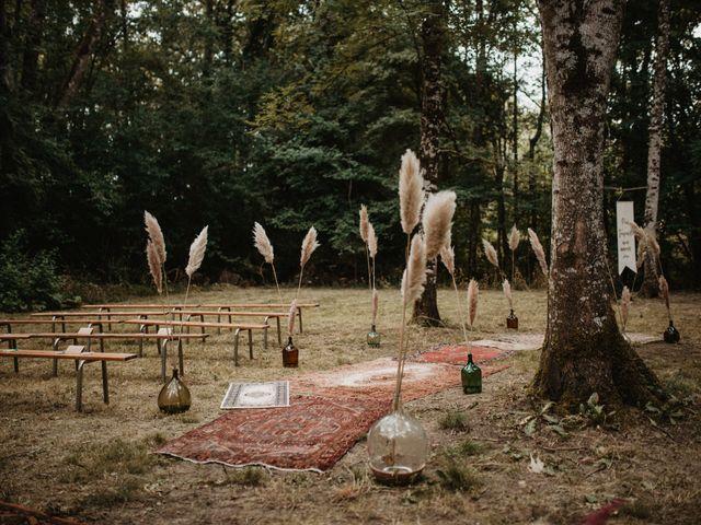 Le mariage de Romain et Amandine à Choué, Loir-et-Cher 8