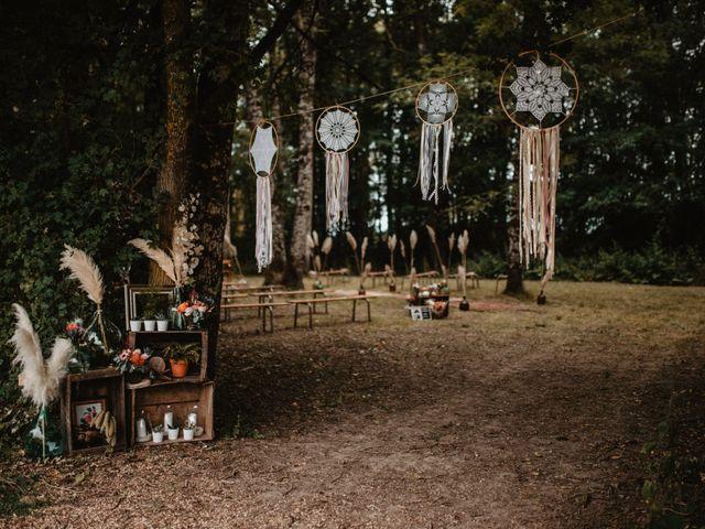 Le mariage de Romain et Amandine à Choué, Loir-et-Cher 12