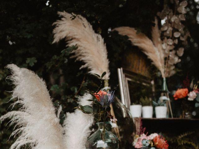 Le mariage de Romain et Amandine à Choué, Loir-et-Cher 14