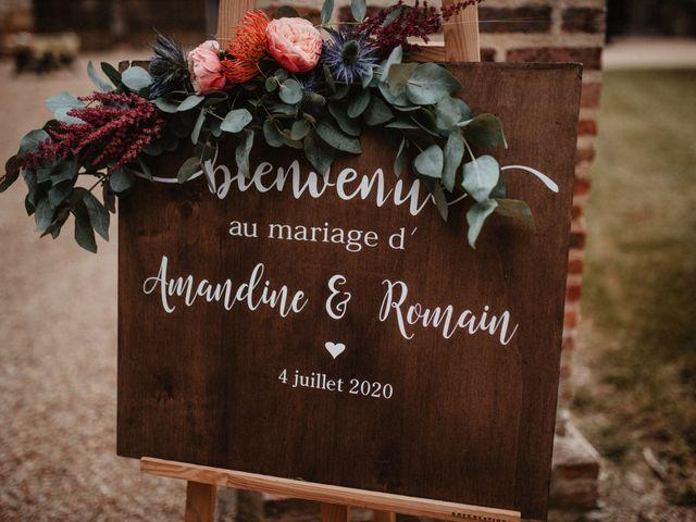 Le mariage de Romain et Amandine à Choué, Loir-et-Cher 15