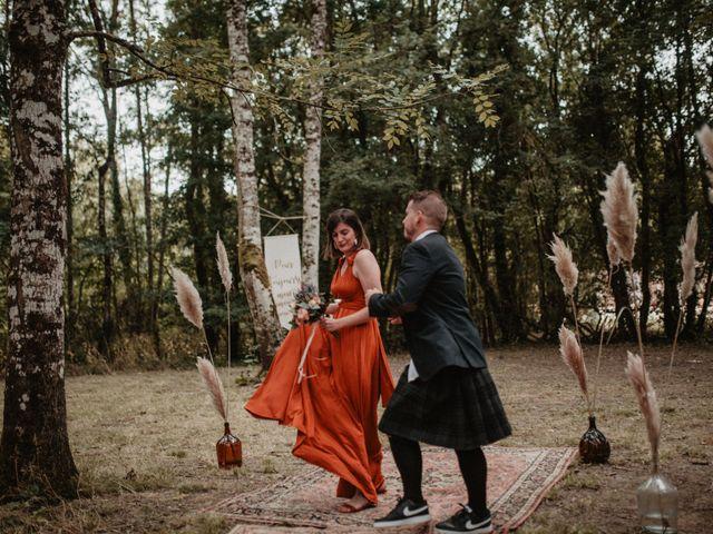 Le mariage de Romain et Amandine à Choué, Loir-et-Cher 36