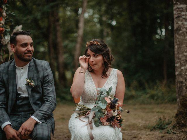 Le mariage de Romain et Amandine à Choué, Loir-et-Cher 46