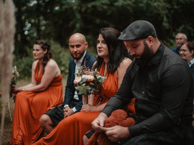 Le mariage de Romain et Amandine à Choué, Loir-et-Cher 48