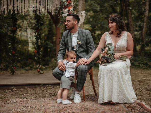 Le mariage de Romain et Amandine à Choué, Loir-et-Cher 49