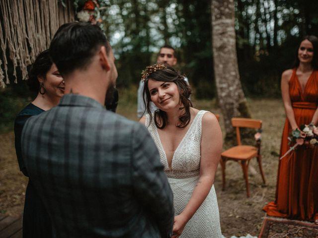Le mariage de Romain et Amandine à Choué, Loir-et-Cher 52