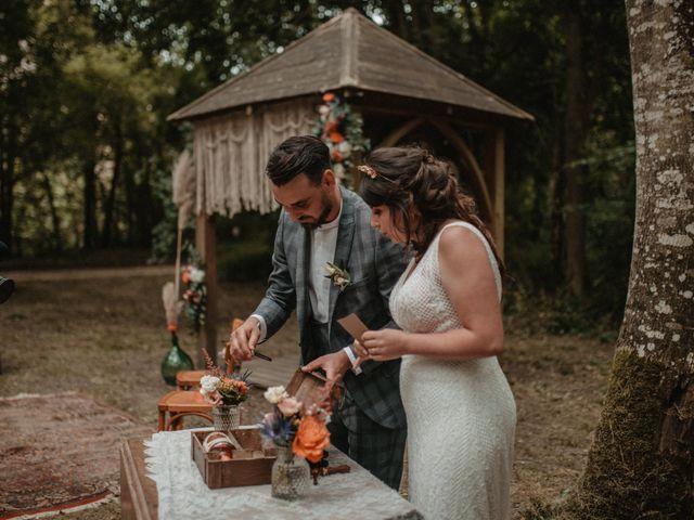 Le mariage de Romain et Amandine à Choué, Loir-et-Cher 54